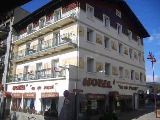 La Fromagerie : La façade