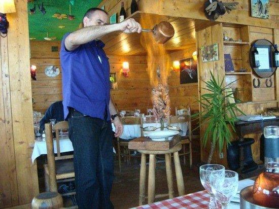 La Fromagerie : Le chardon ardent