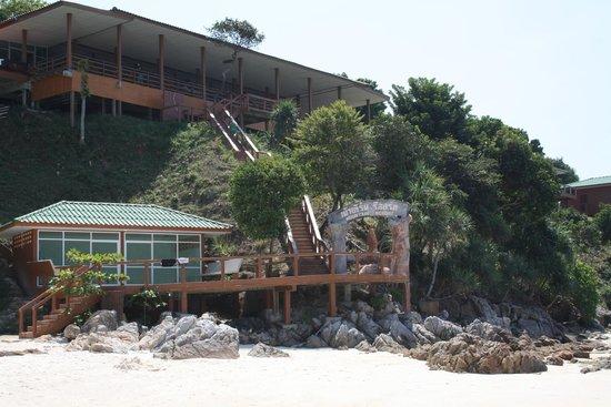 Mountain Resort Koh Lipe : Hall e ristorante