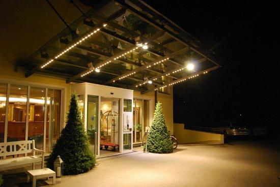 Hotel Prinzregent: entrance