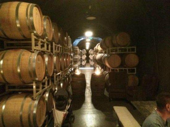 Bella Vineyards and Wine Caves : Bella Wine Cave