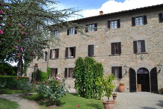 Borgo Castelvecchi Residenza D'Epoca : Demeure