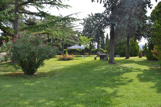 Borgo Castelvecchi Residenza D'Epoca : Jardin
