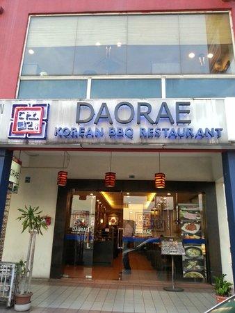 Daorae Kepong Korean Restaurant: Daorae Restaurant