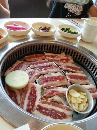 Daorae Kepong Korean Restaurant: BBQ Beef