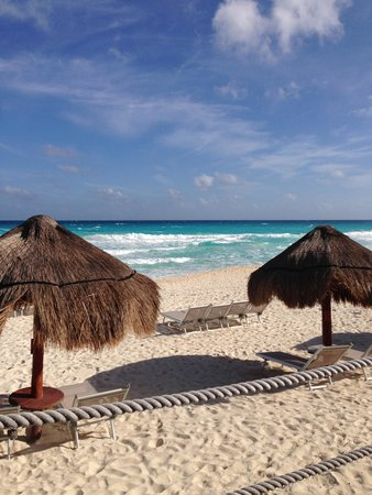 Paradisus Cancun: Beach with Private Cabana