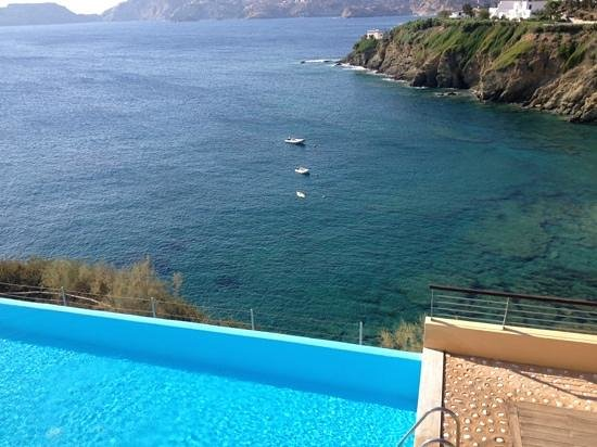 Sea Side Resort & Spa: chambre avec vue
