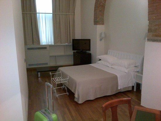 Relais Hotel Centrale Residenza D'Epoca: La mia camera (suite camera 41)