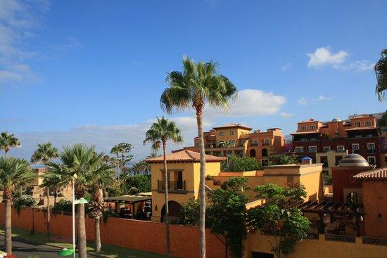 Parque Santiago III: Balcony view