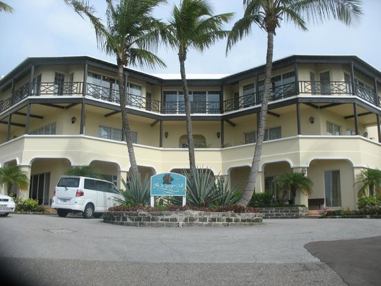 The St. George's Club: Resort Front