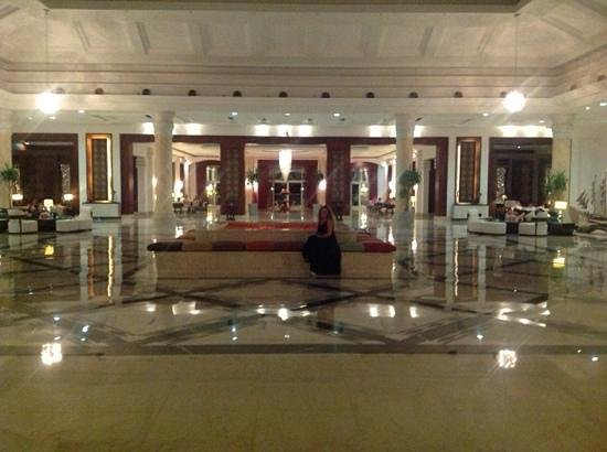 Premier Le Reve Hotel & Spa (Adults Only): la hall