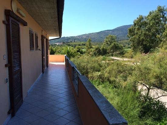 Residence Dolores: Dalle camere