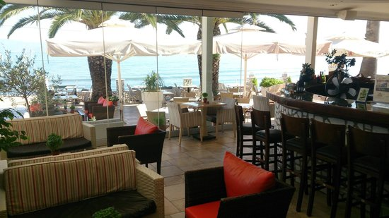 Coral Hotel: Dining area