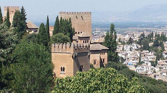 Granavision Excursions : Alhambra