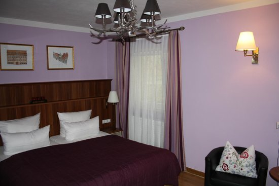 Hotel Elch: Room on the first floor