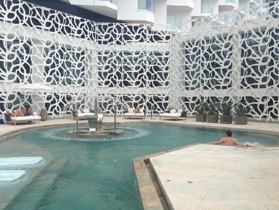 Hard Rock Hotel Ibiza: Zona del Spa exterior