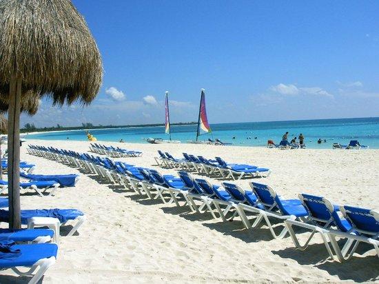 The Reef Coco Beach: spiaggia