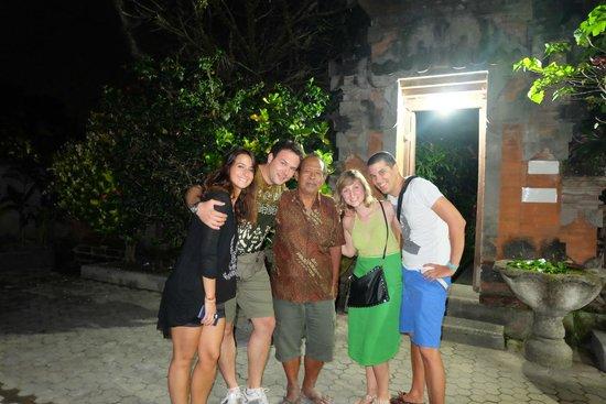 Bali Breeze Bungalows: Thank u Mr Ketut!!!