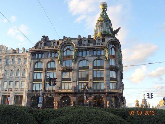 Nevsky Prospekt: Музей под открытым небом