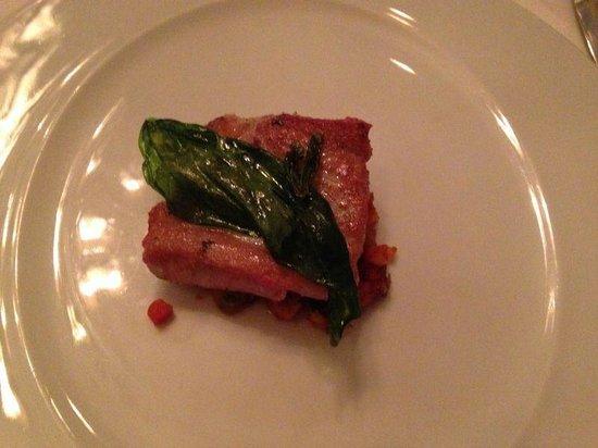Tagide : Menú degustación 3