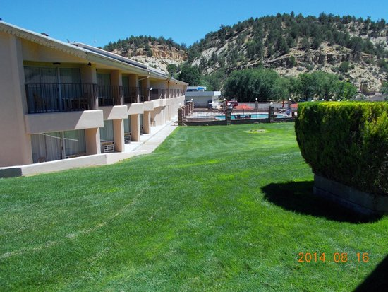Best Western East Zion Thunderbird Lodge: Hotel Exterior