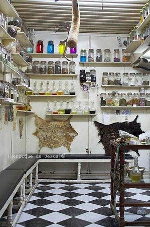 Médina de Meknès : traditional pharmacy