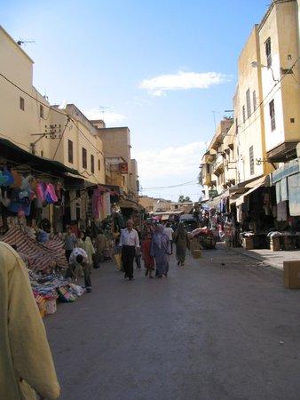 Médina de Meknès : medina