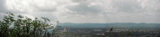 Hill of the Cross (Loma de la Cruz): different views