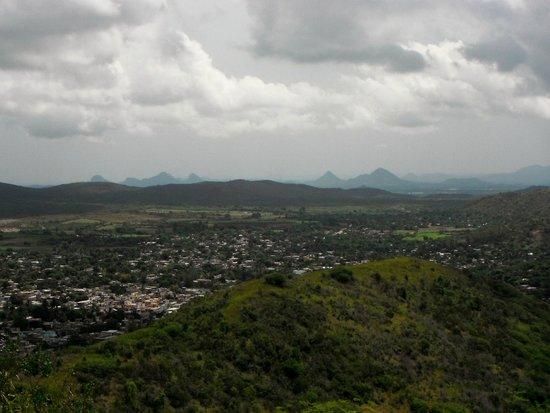 Hill of the Cross (Loma de la Cruz): stunning