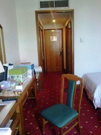 Promenade Hotel: Entrance