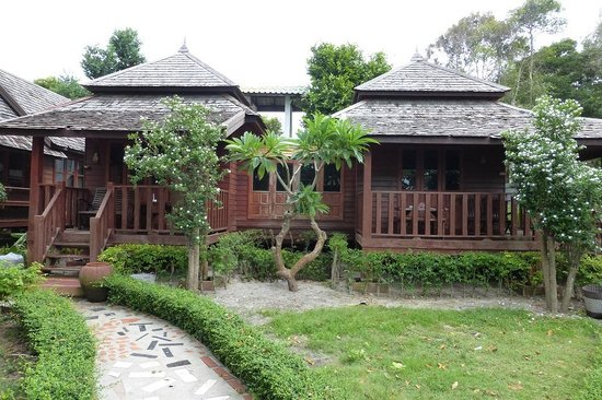 Samed Grand View Resort: Thai Cottage rooms
