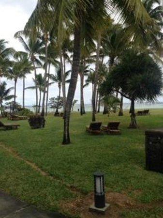 La Pirogue Resort & Spa : Garden