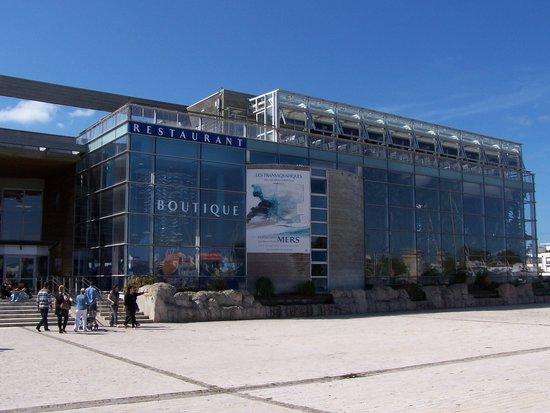 Aquarium La Rochelle : Le restaurant (à éviter)