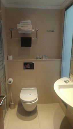 Hotel Indalo Park: ванная