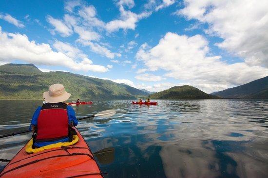 Ko'KayaK : Reloncavi fjord
