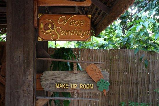 Santhiya Koh Phangan Resort & Spa: habitacion
