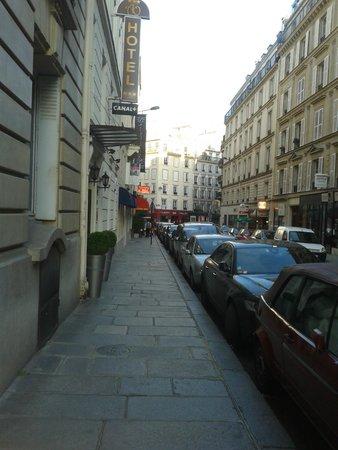 Alexandrine Opéra : vista