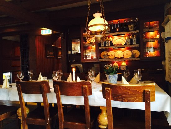 Restaurant Kjoekkenet: Nice atmosphere and good service