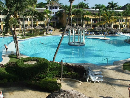 Iberostar Costa Dorada : view from room 8212