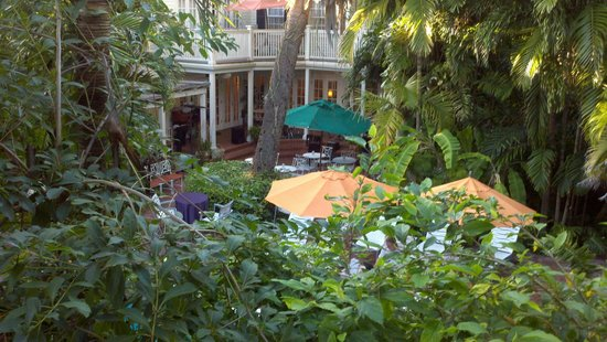 Room With A View Picture Of The Gardens Hotel Key West