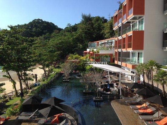 Novotel Phuket Kamala Beach : piscine