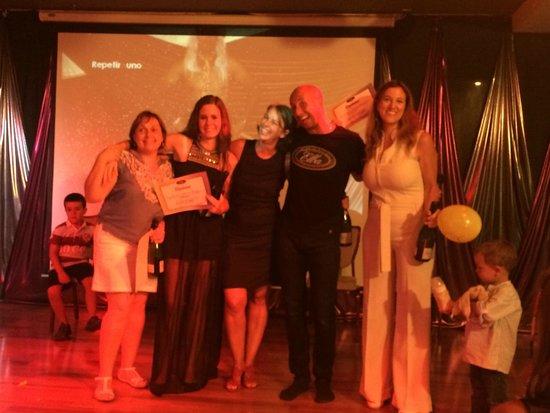 Elba Costa Ballena Beach Hotel: Concurso nocturno animación