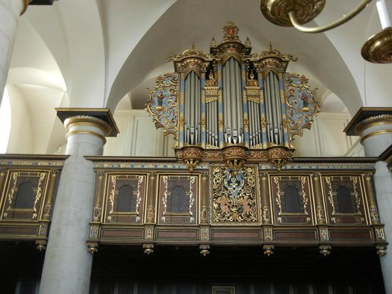 Kronborg Castle Chapel