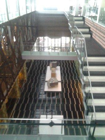 Parador de Cádiz: Vista geral Hall entrada