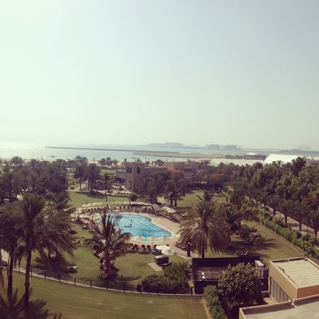 Le Royal Meridien Beach Resort & Spa: Amazing view