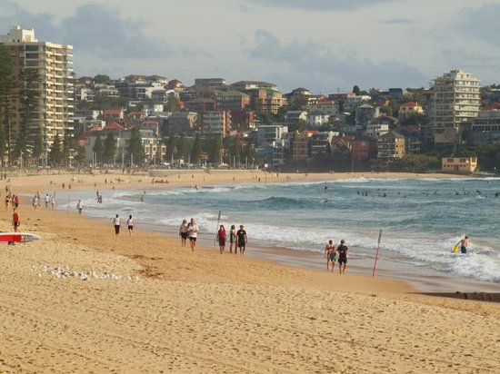 Manly Beach : Manly