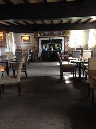 The Blacksmiths Hartoft: dining room