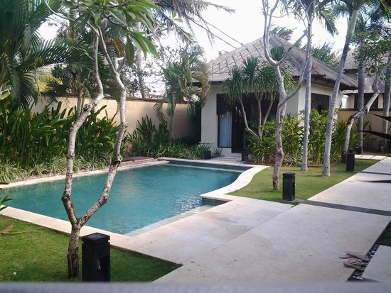 Pat-Mase, Villas at Jimbaran: private pool