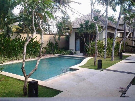 Pat-Mase, Villas at Jimbaran : private pool