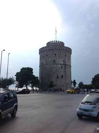 White Tower of Thessaloniki: 1